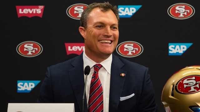 The 49ers Are So Bad At Football That They Made New GM John Lynch's Daughter Cry