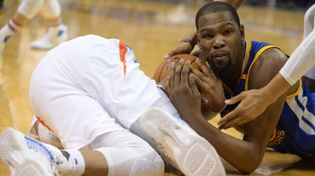 The Thunder's Beef With the Warriors Won't Be Enough to Make This a Rivalry