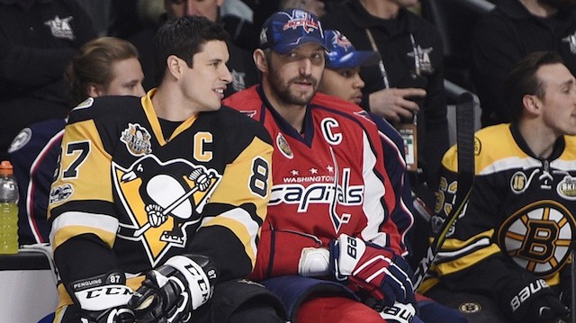 A Timeline of How Crosby and Ovechkin Reached 1000 Points