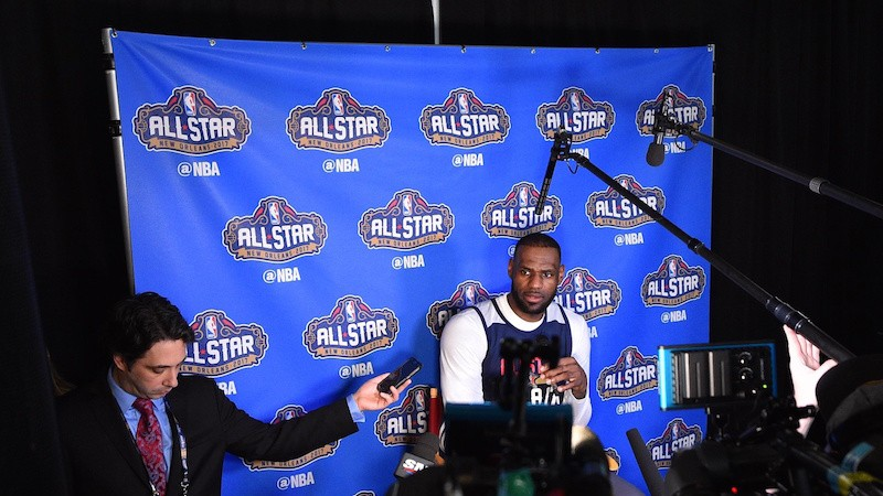 For 12 Straight Years, These Three Dudes Have Recorded An NBA All-Star Rap Tribute