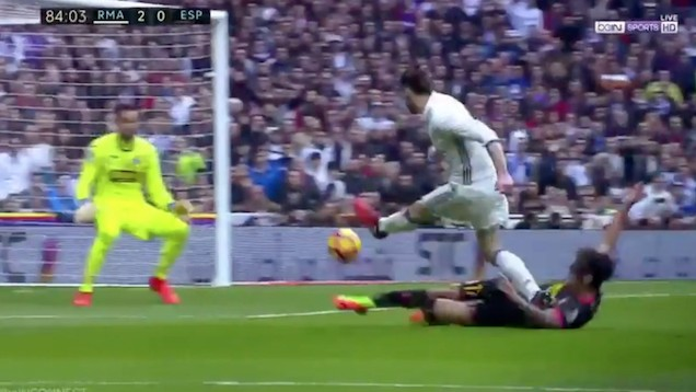 Gareth Bale's First Goal Since November Was Simply Masterful