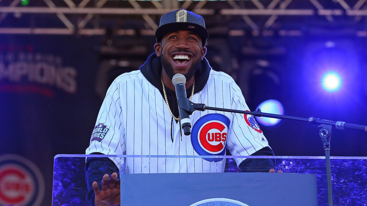 ​Dexter Fowler's Family Impacted by Muslim Travel Ban, and He's Not Sticking to Sports