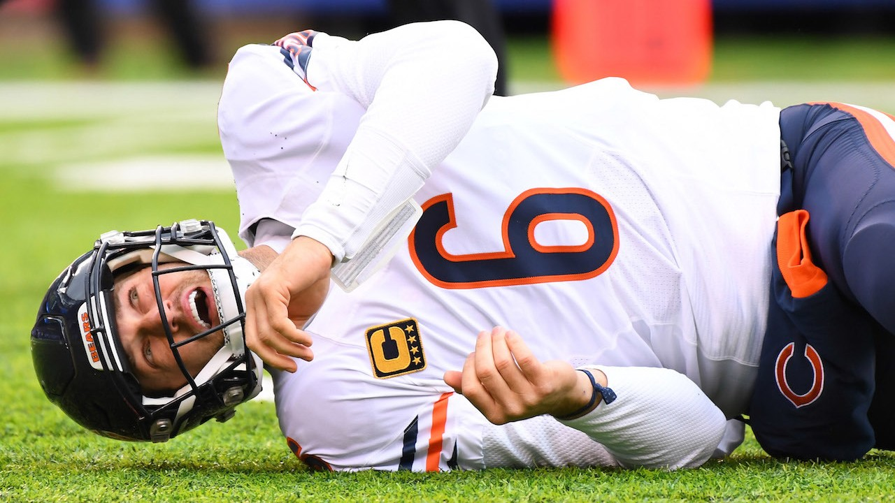 ​Ahem, The Bears Would Really, Really Like To Trade Jay Cutler