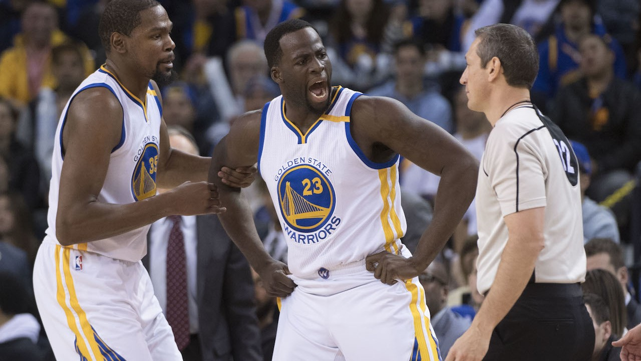 Draymond Green Went Full Draymond Against the Clippers