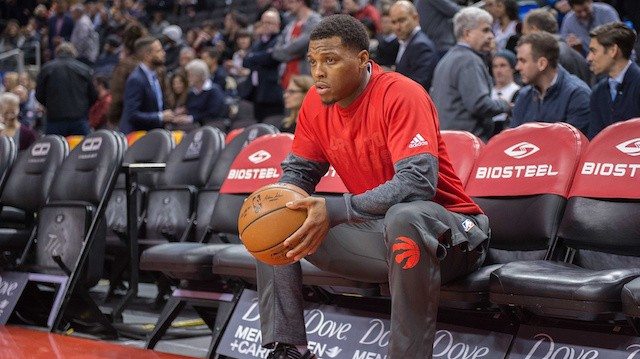 Raptors' Kyle Lowry to Undergo Wrist Surgery, Out Indefinitely