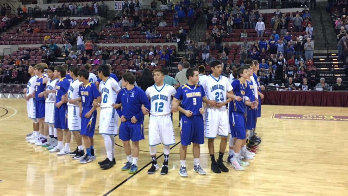 Montana High School Basketball Teams Come Together Against Anti-Native American Shock Jock
