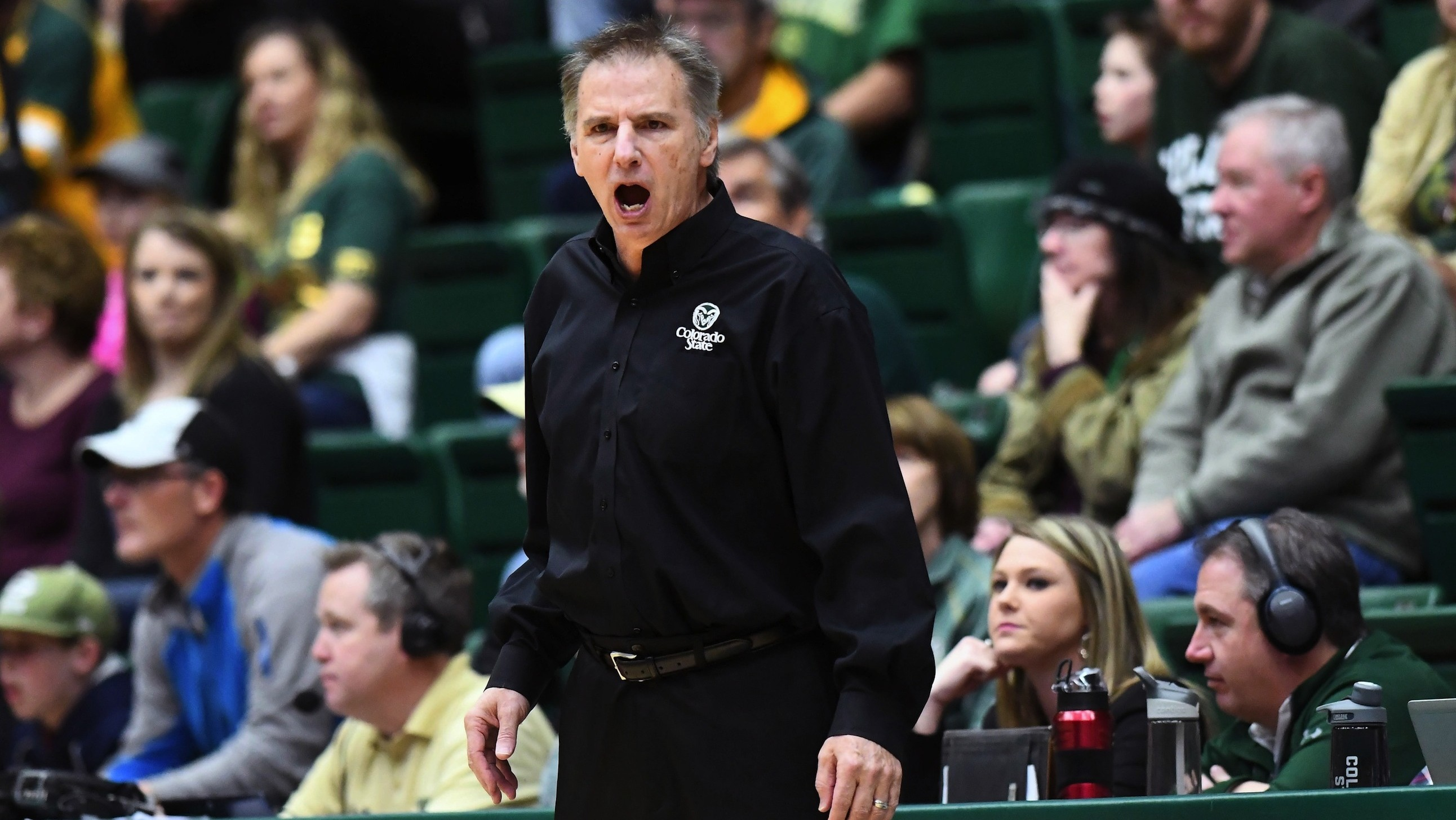 CSU's Larry Eustachy Overcomes Emotionally Abusing His Players to Win Coach of the Year
