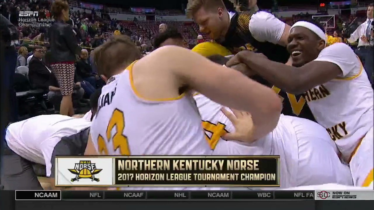 Northern Kentucky Is Going Dancing in First Year of NCAA Tournament Eligibility