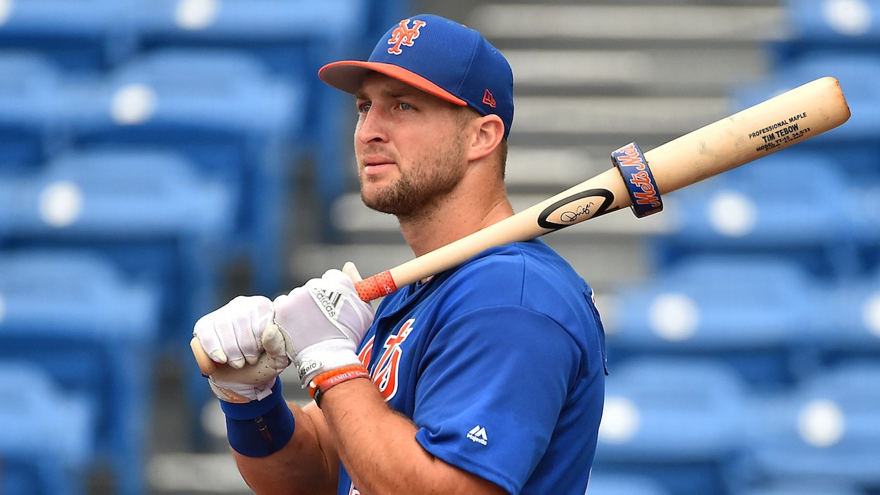 Woman Arrested at Mets Spring Training Said She's in Relationship with Tim Tebow