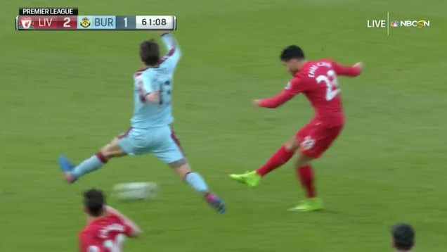 Emre Can Delivers Liverpool Game-Winner With a Scorching Worm-Burner