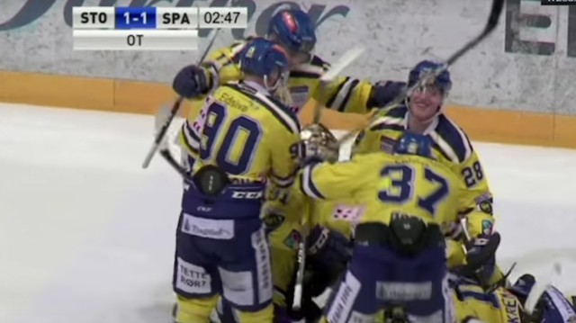 Norwegian Teams Play into 8th Overtime to Set Record for Longest Hockey Game Ever