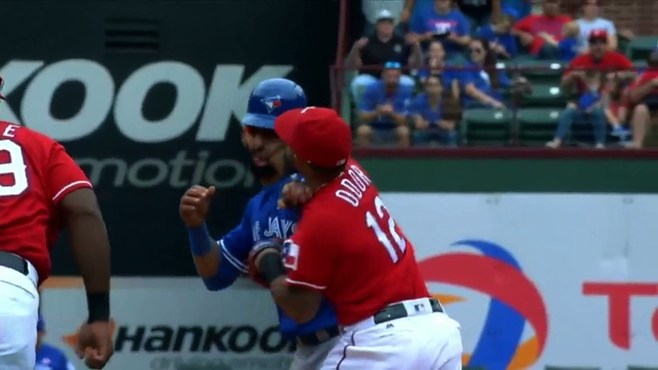 Lawsuit over Odor-Bautista Punch Has Unintended Consequence