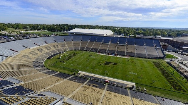 Three Purdue Football Players Expelled In Connection with Sexual Assault Allegations, According to Law Firm