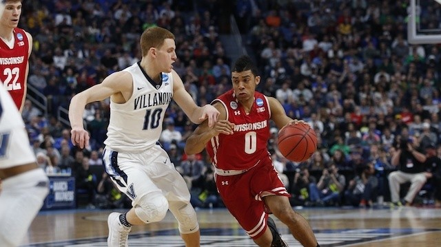 Wisconsin Pulls Off Bigtime Upset Over Defending Champions Villanova
