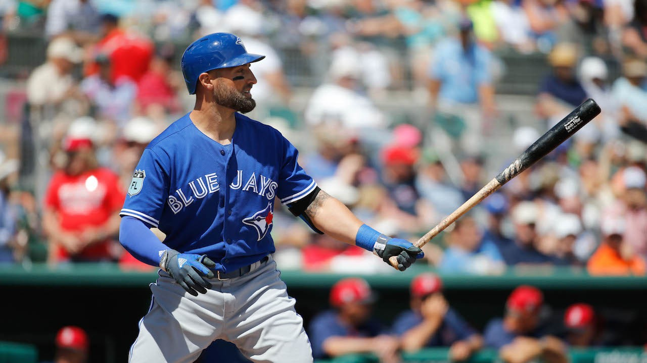 Blue Jays CF Kevin Pillar Goes 0-7 Exclusively on Bunts in Failed Experiment