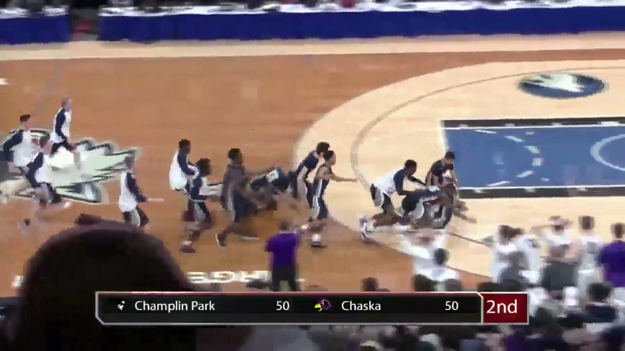 High Schooler Hits One-Handed Twisting Runner Buzzer-Beater in State Tournament