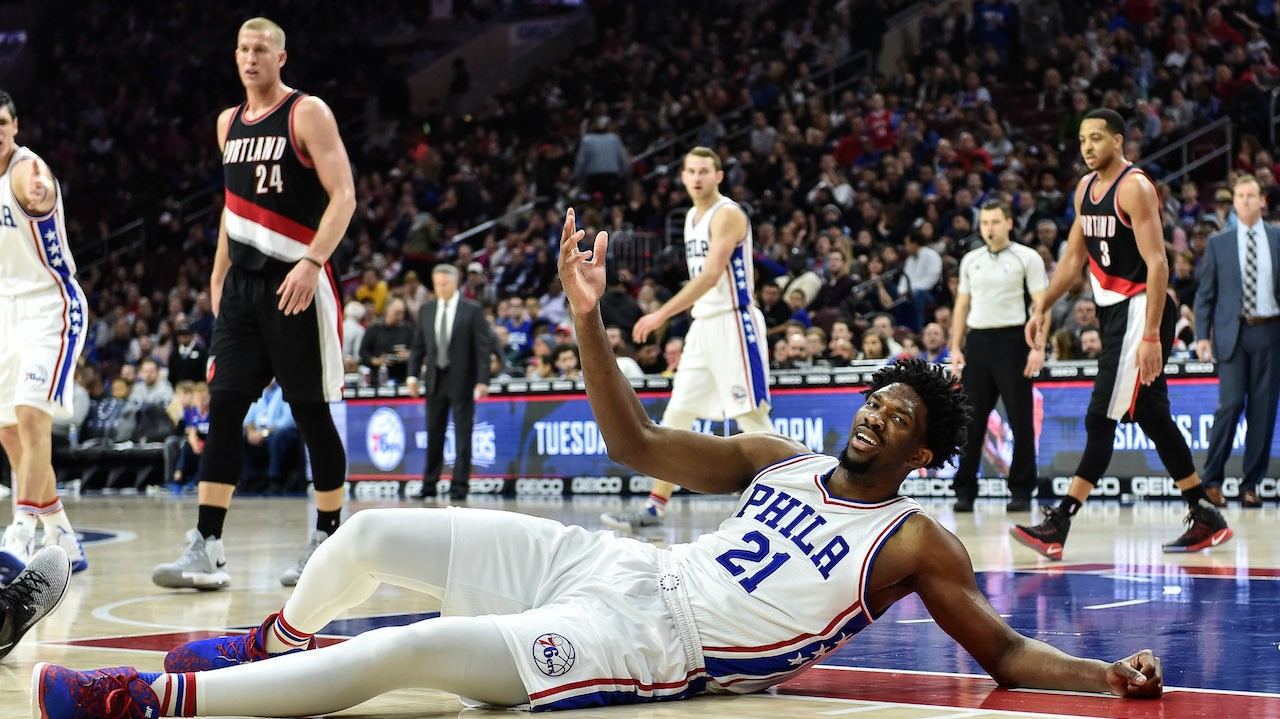 "Joel Embiid Knee Surgery ""Very Likely"" and the World Has No Meaning"