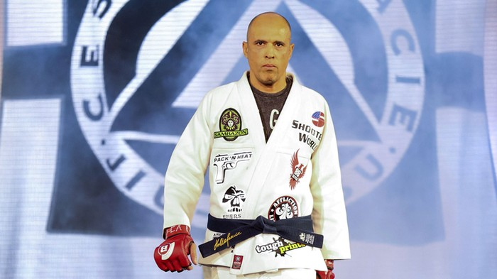 Royce Gracie Wants to Be the One to Welcome Matt Hughes Back to MMA