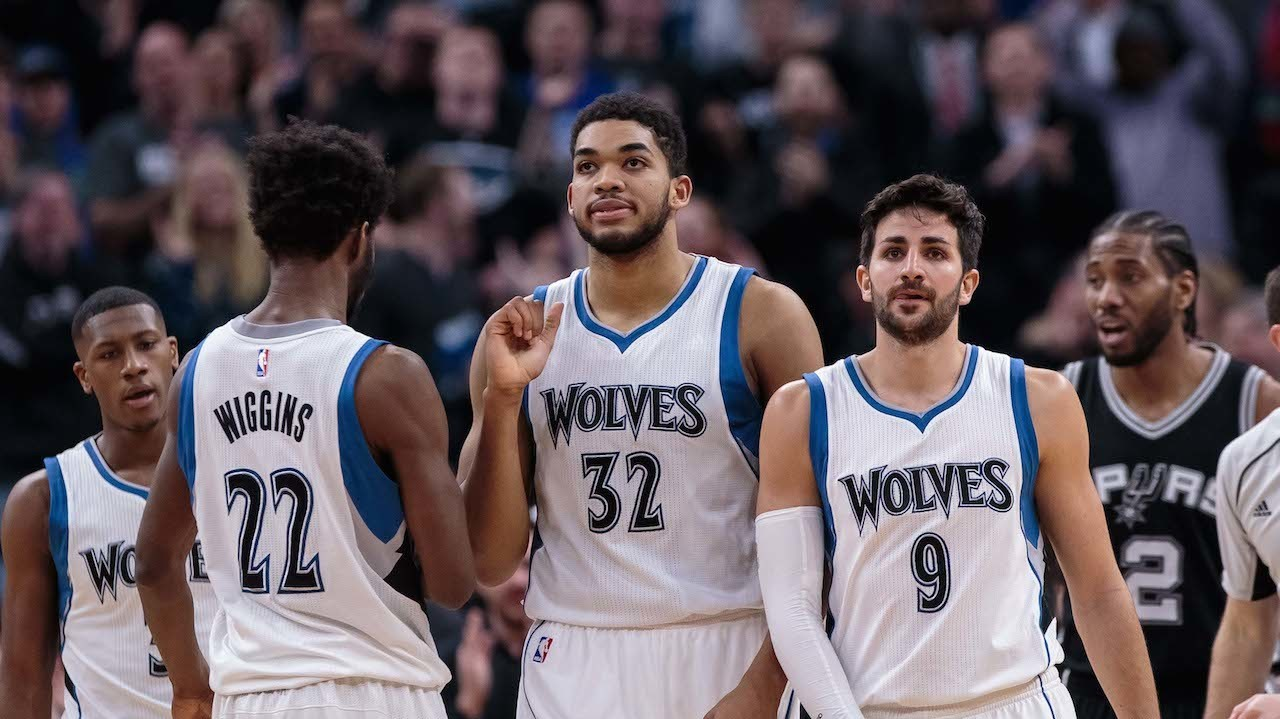 The Timberwolves Suddenly Have a Tough Decision to Make on Ricky Rubio