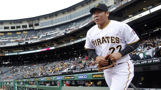 Report: Pittsburgh Pirate Jung Ho Kang Denied Visa in Wake of DUI Troubles