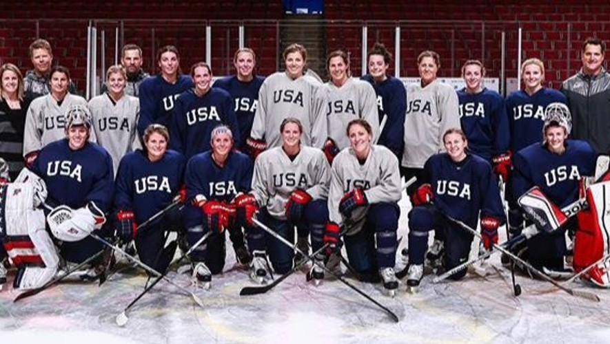 USA Hockey Is Trying to Ice a Team of Scabs for the Women's World Championship