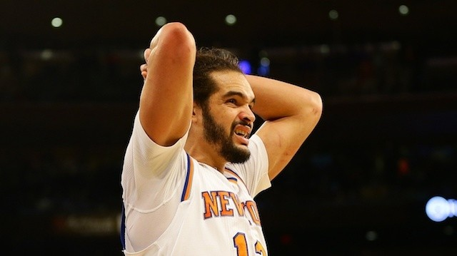 Joakim Noah Busted for Over-The-Counter Drug Violation, Handed 20-Game Suspension