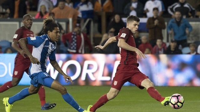 This Video of All Pulisic's Touches vs. Honduras Shows You Exactly Why He's Not Donovan