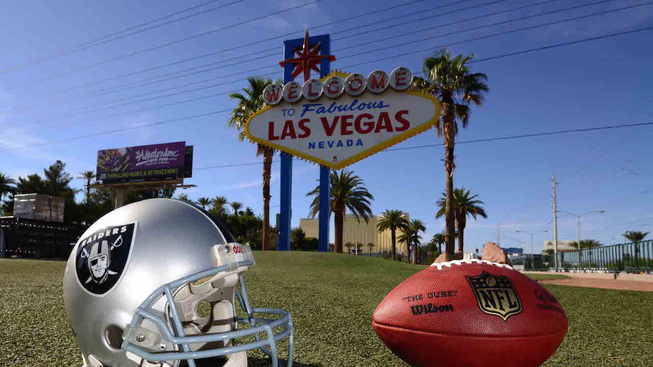 The Raiders are Officially Moving to Las Vegas