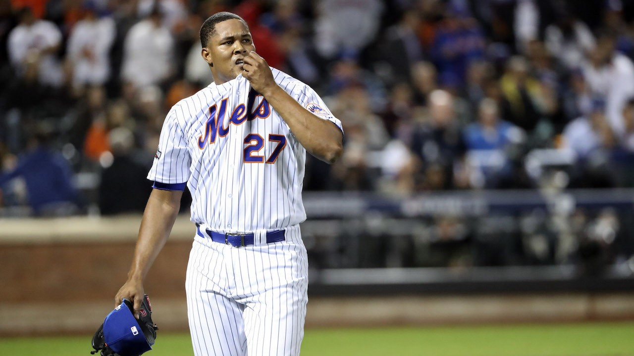Mets Closer Jeurys Familia Suspended 15 Games for Domestic Violence