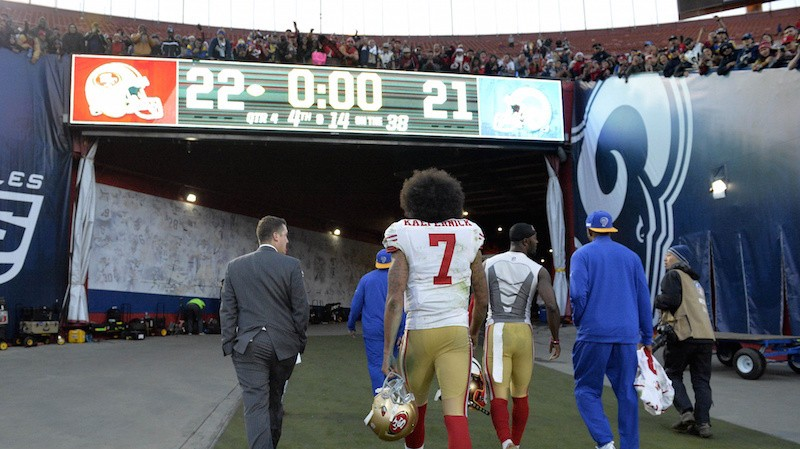 Colin Kaepernick's Former Coaches Love Him, and It Might Not Matter