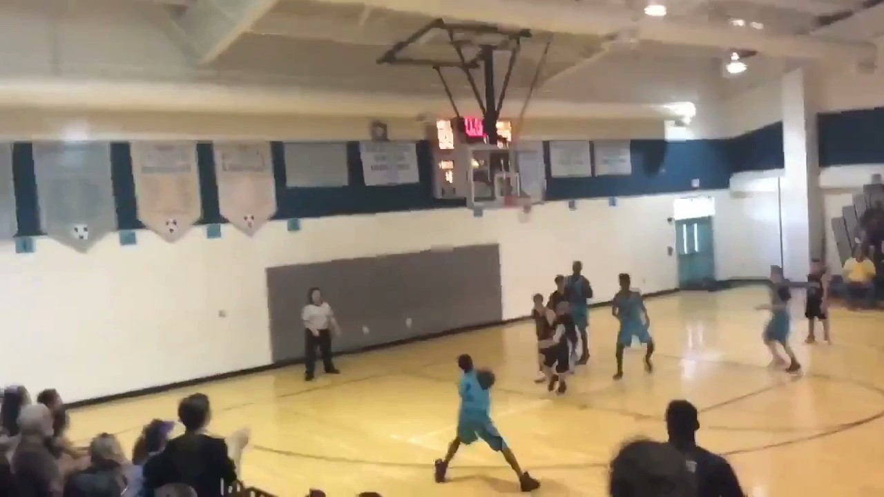 Kid with No Arms Sinks Three-Point Buzzer-Beater