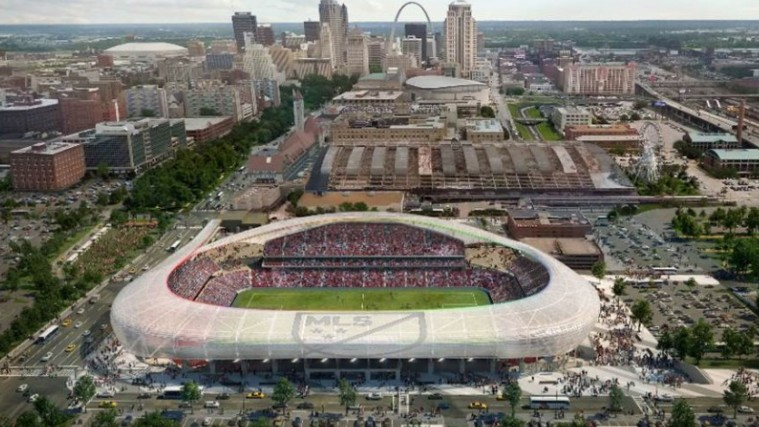 St. Louis Voters Refuse to Kick in $60 Million For MLS Expansion Bid's Stadium. Now What?