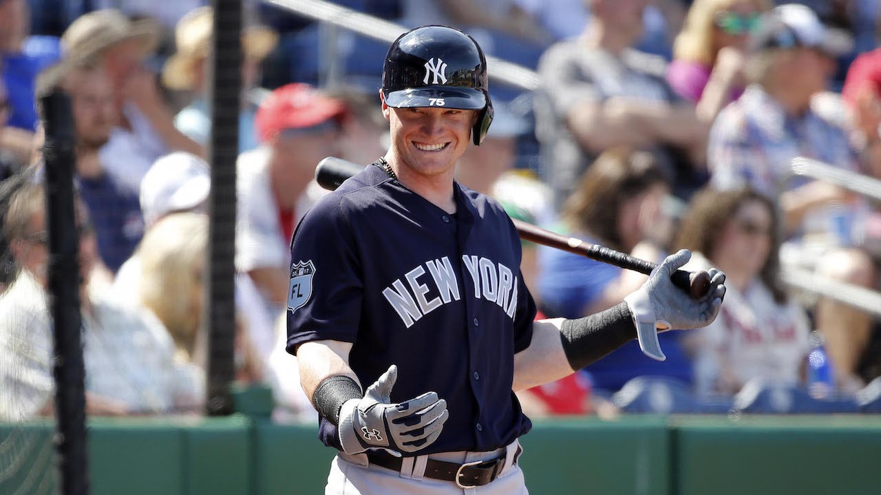 Yankees Pearl-Clutchers Have Zeroed In on Minor Leaguer Clint Frazier