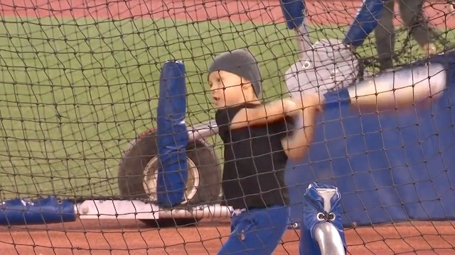 Troy Tulowitzki's 3-Year-Old Son Can Mash