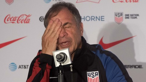 A Brief History of the United States Thinking It's on The Brink of Winning the World Cup