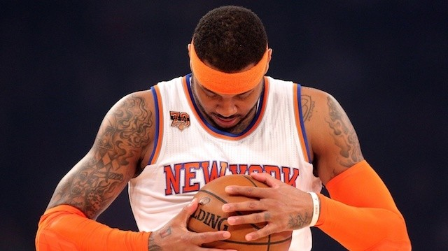 "Phil Jackson on Carmelo Anthony: ""He Would Be a Player Better Off Somewhere Else"""