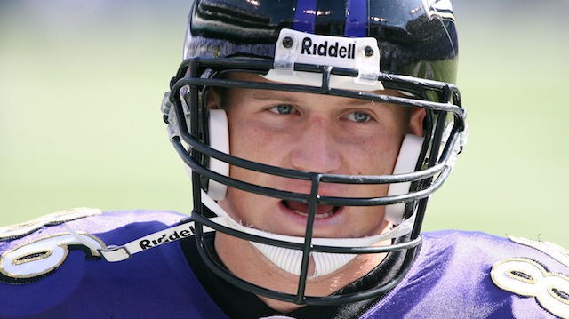 Former Ravens TE Todd Heap Accidentally Hit, Killed His 3-Year-Old Daughter In Driveway With His Truck