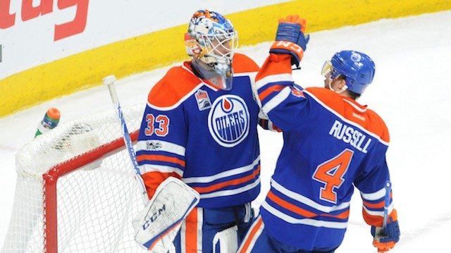 Edmonton's Cam Talbot Writing New Chapters in His Unlikely Rise to Stardom