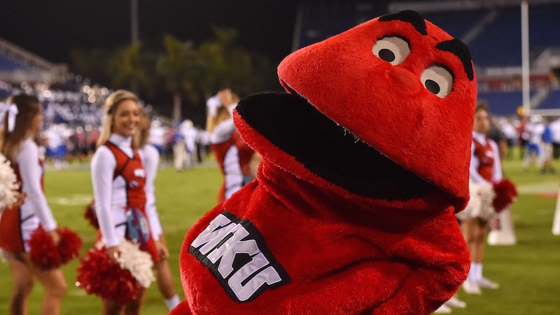 Can You Spare A Dollar To Get Western Kentucky's Mascot A New Suit?