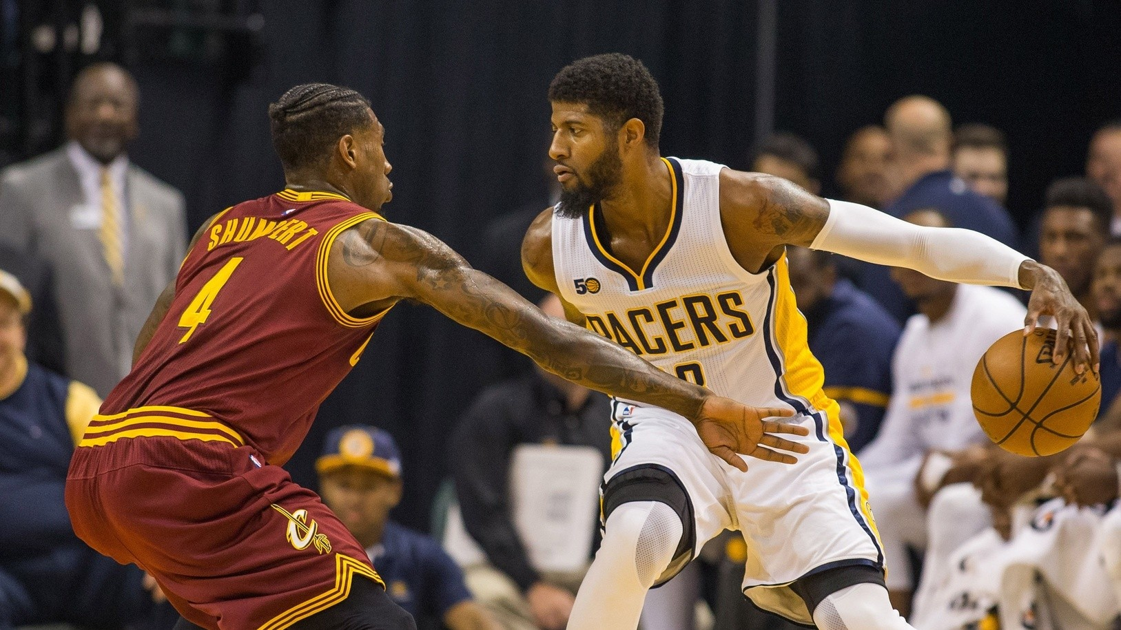 Iman Shumpert Is the Brightest Spot on Cleveland's Struggling Defense
