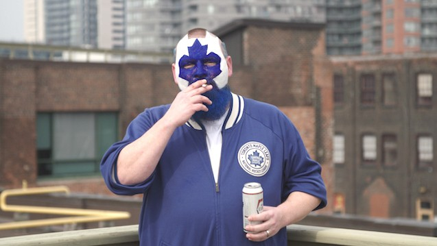 Dart Guy Stops by VICE Canada for Darts, Has Leafs' Marner as Game 4 Hero