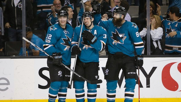 Sharks' Game 4 Dismantling of Oilers Reminds Us Why They Should Be Feared