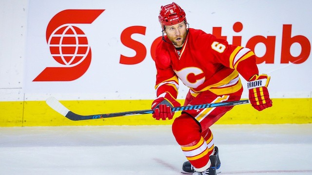 NHL Linesman Injured by Dennis Wideman Reportedly Sues Defenceman, Flames for $10.5 Million