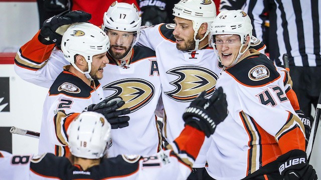 Powerhouse Ducks Are Hot, Deep, and Scary Good
