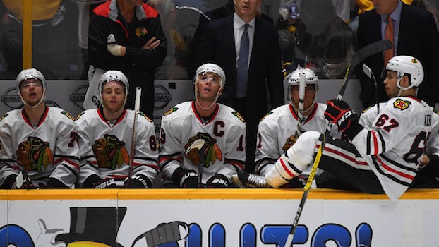 Blackhawks Implode in Spectacular Fashion