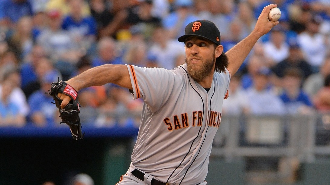 Madison Bumgarner Out Six To Eight Weeks Following Dirt Bike Accident