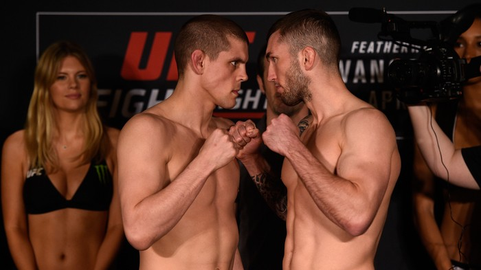 One to Watch: Joe Lauzon vs. Stevie Ray