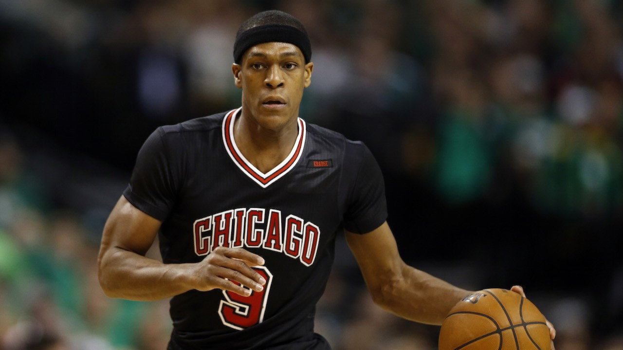 Losing Rajon Rondo Might Not be Catastrophic for the Bulls, But it's Pretty Bad