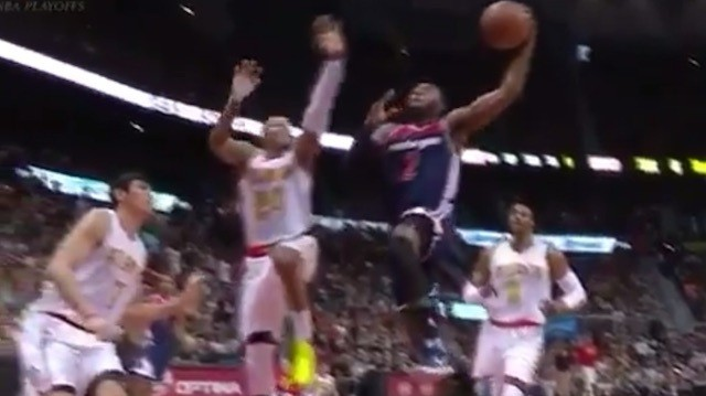 John Wall Dunks After Going Coast to Coast in Four Dribbles, Does Not Need Teammates