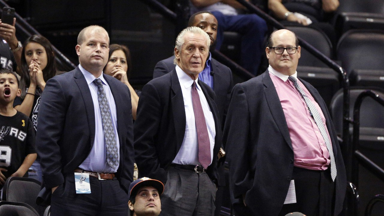 Pat Riley Almost Went Scorched Earth Like Dan Gilbert When LeBron Left Miami